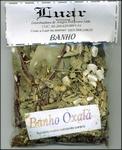 Kruidenmengsel 'Banho Oxalá' van het merk Luar.