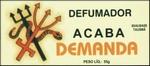 Tabletwierook 'Acaba Demanda' van het merk Talismã.